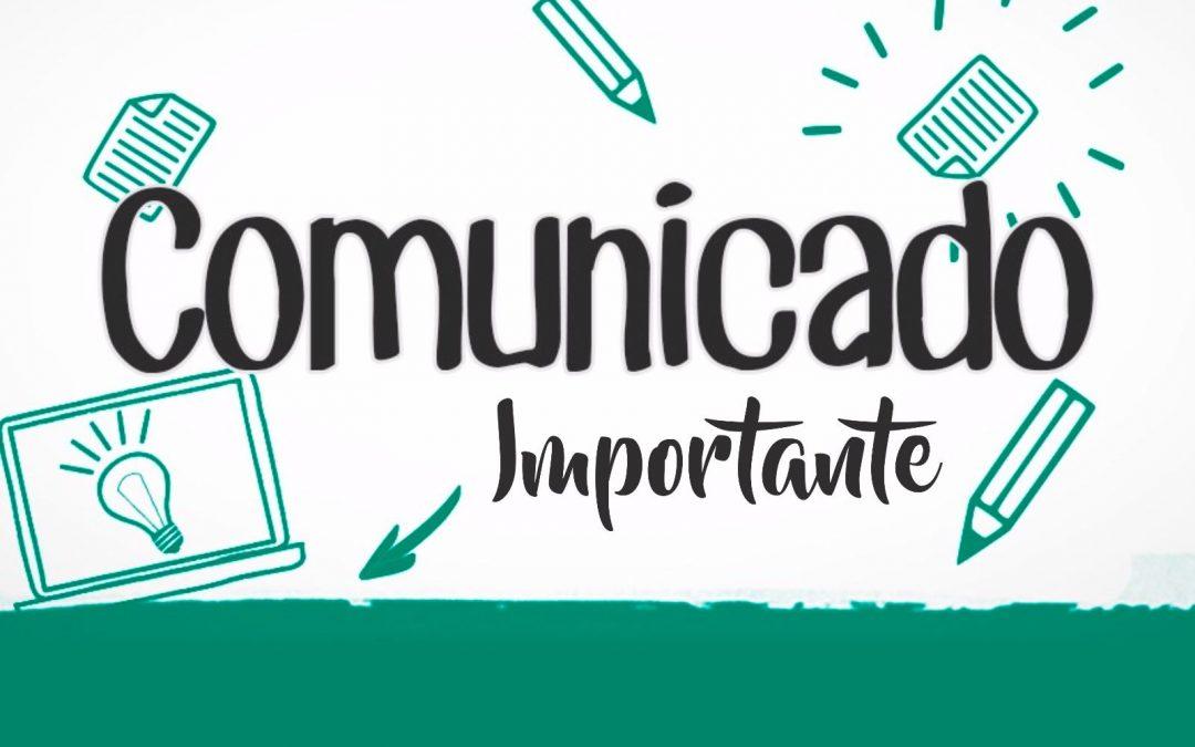 Comunicado – APEFA