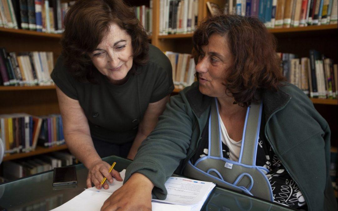 Em Paranhos, o percurso rumo à literacia não tem idade
