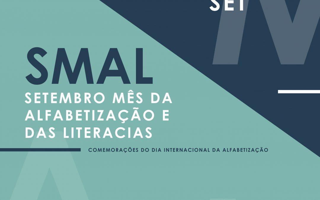 Dia Internacional da Alfabetização – Comunicado