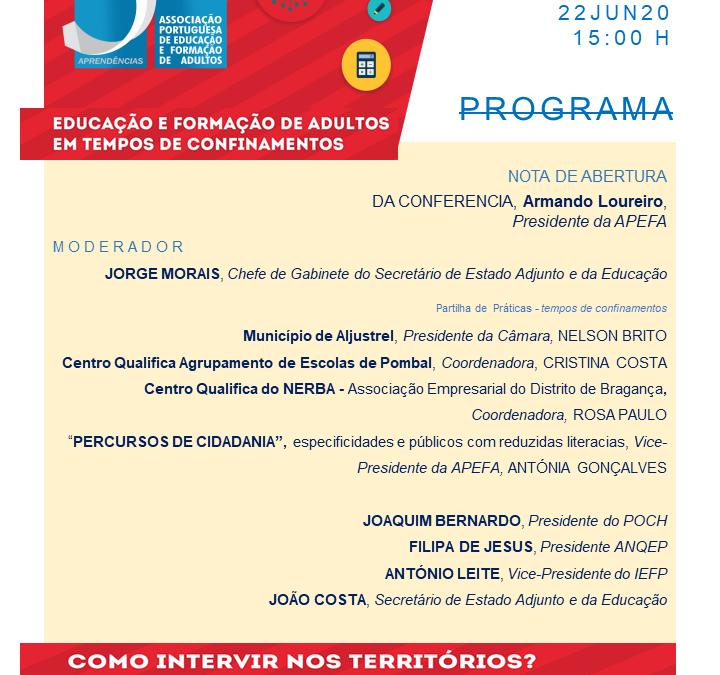 Conferência Digital -Programa