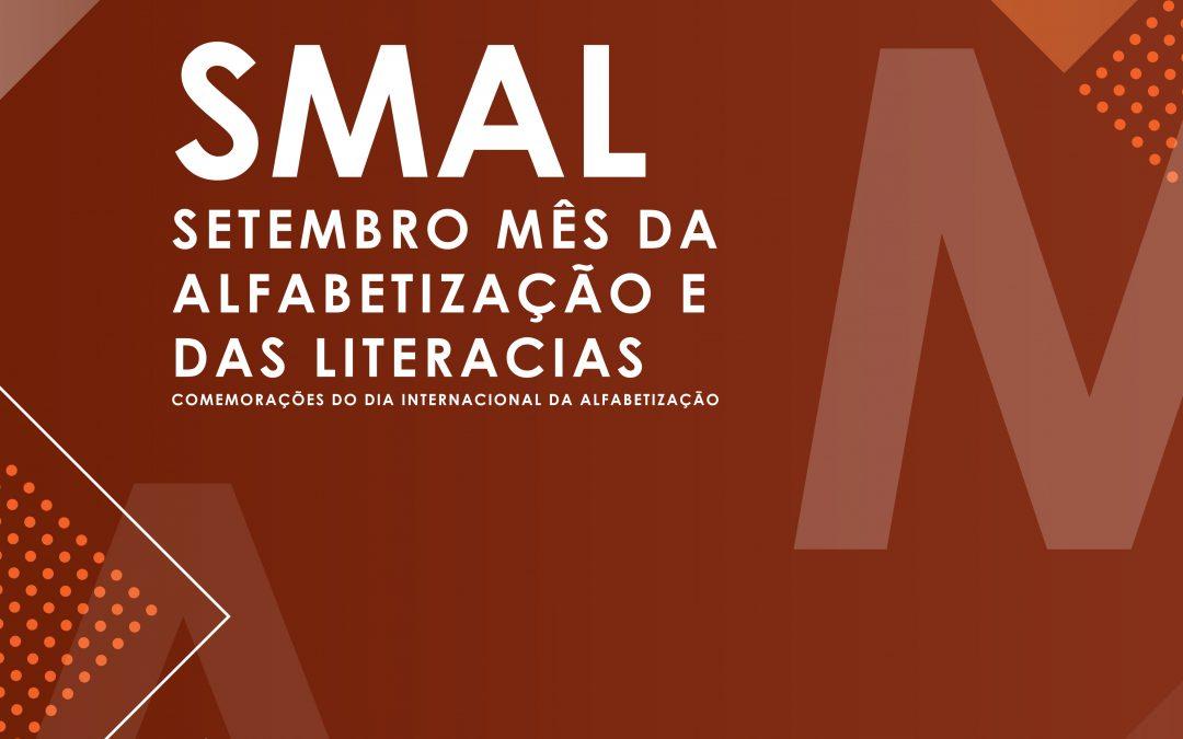 SETEMBRO MÊS DA ALFABETIZAÇÃO E DAS LITERACIAS – INICIATIVA NACIONAL EDUCAÇÃO E FORMAÇÃO DE ADULTOS – Convite para a ação.